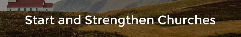 Start and Strengthen Header