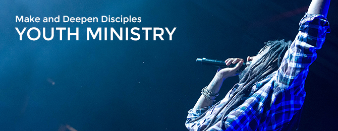 Youth Ministry Header